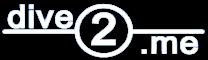 Dive2.me der Tauchshop-Logo