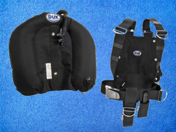 DUX Wing Bundle Caligo 20L + MC-System