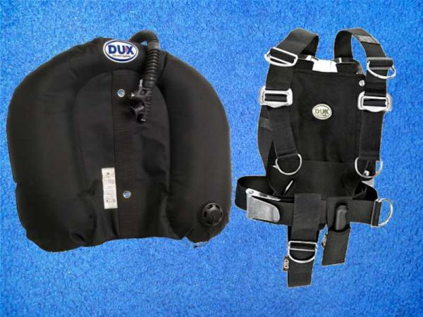 DUX Wing Bundle Caligo 20L + Adj-System