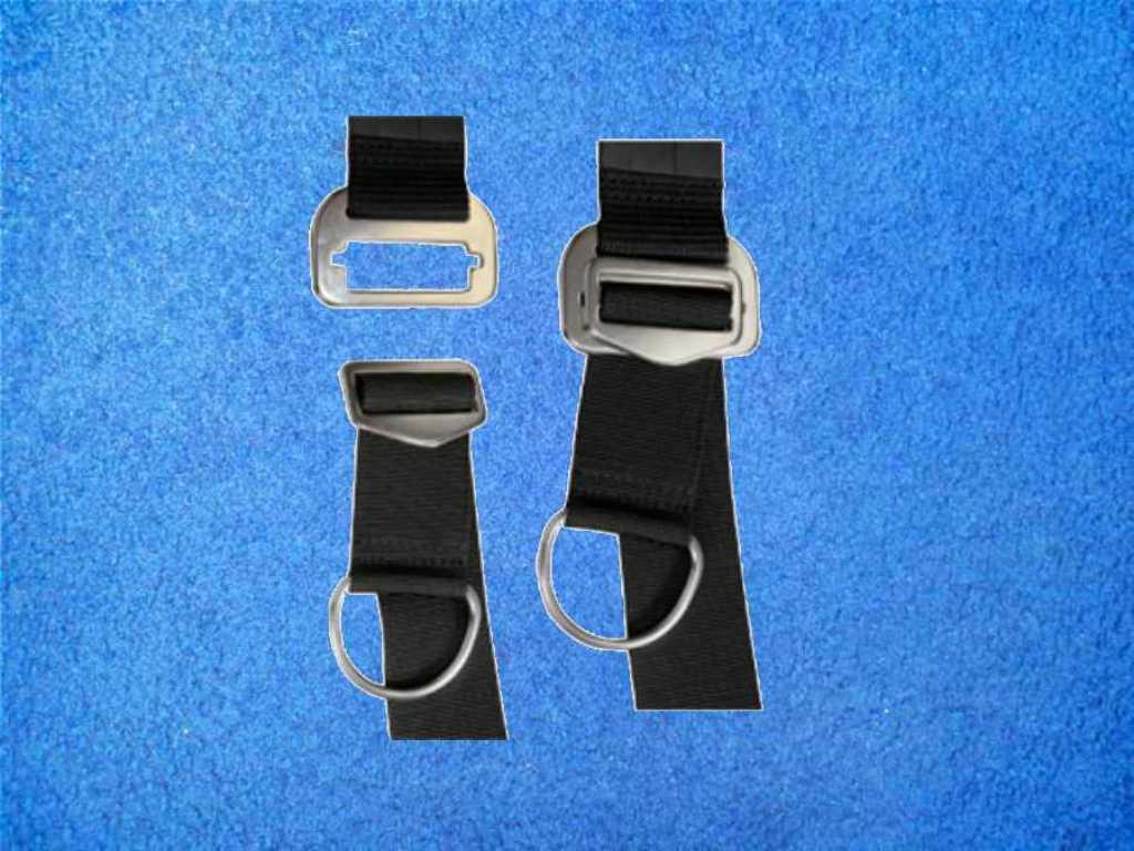 DUX Komfort-Harness mit Backplate